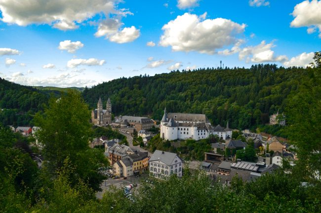 Luxembourg road trip - Viewpoints in Luxembourg