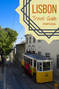 Lisbon Travel Guide by The Travelling Stomach
