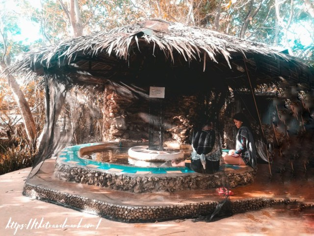 Bantayan Island Nature Park and Resort - Fish Spa