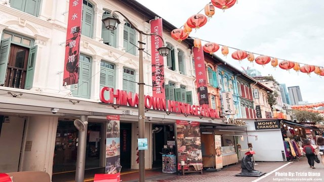Chinatown Heritage Centre - Singapore Chinatown Tourist Attractions