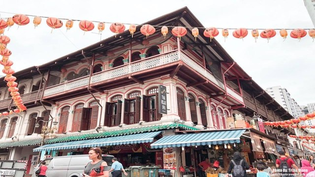 Little India Chinatown Singapore Travel Guide - Market and Random Food Shops<