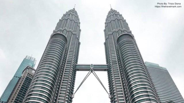 Petronas Tower Kuala Lumpur - Singapore Malaysia DIY Travel Guide