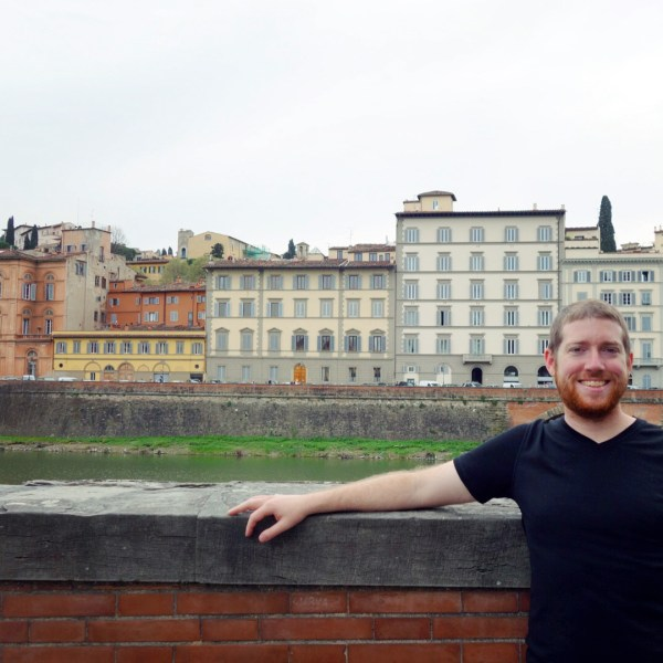 Arno River   Florence   The Travel Medley