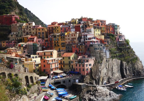 Manarola | Cinque Terre | The Travel Medley