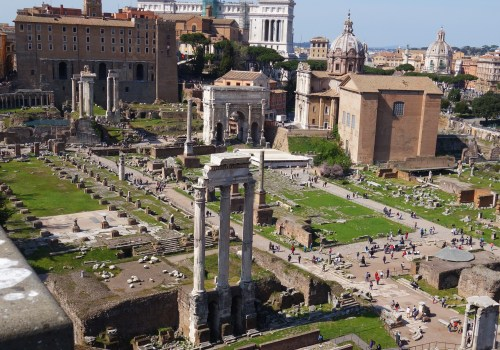 Roman Forum | Rome | The Travel Medley