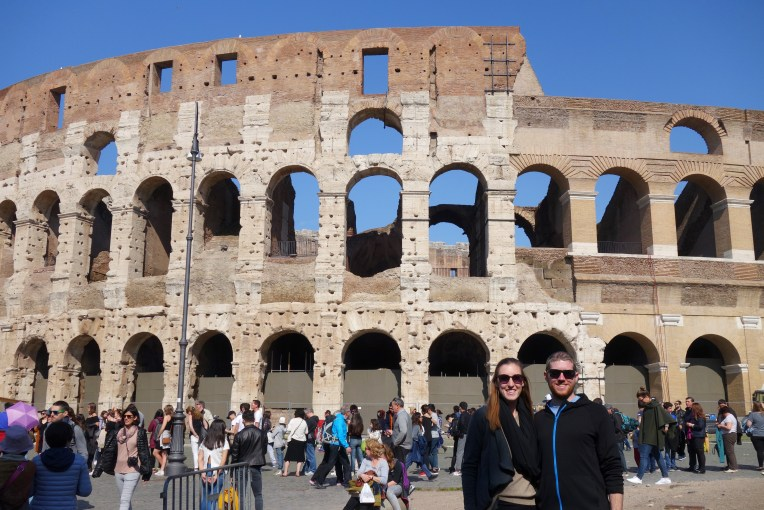 Colosseum | Rome | The Travel Medley