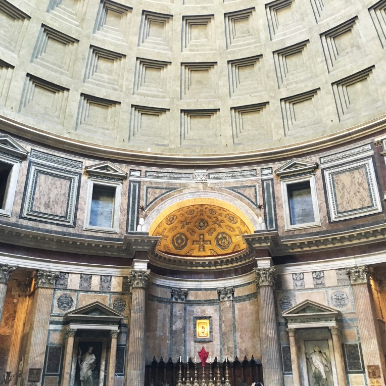 Pantheon | Rome | The Travel Medley