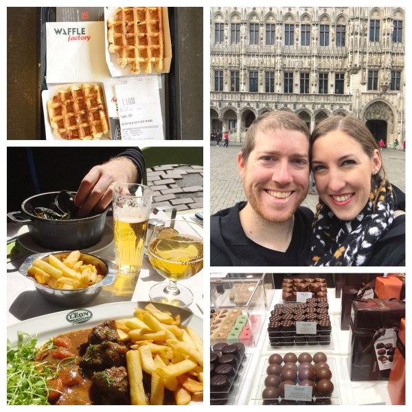 Bits & Pieces | Brussels | The Travel Medley