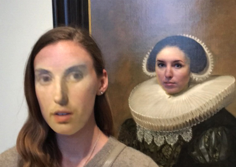 Face Swapping at the Rijksmuseum | The Netherlands | The Travel Medley