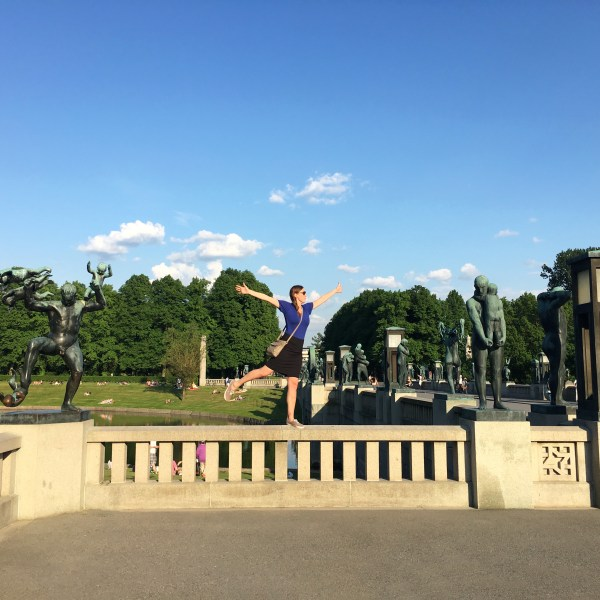 Frogner Park Vigeland Art Installation | Oslo | The Travel Medley