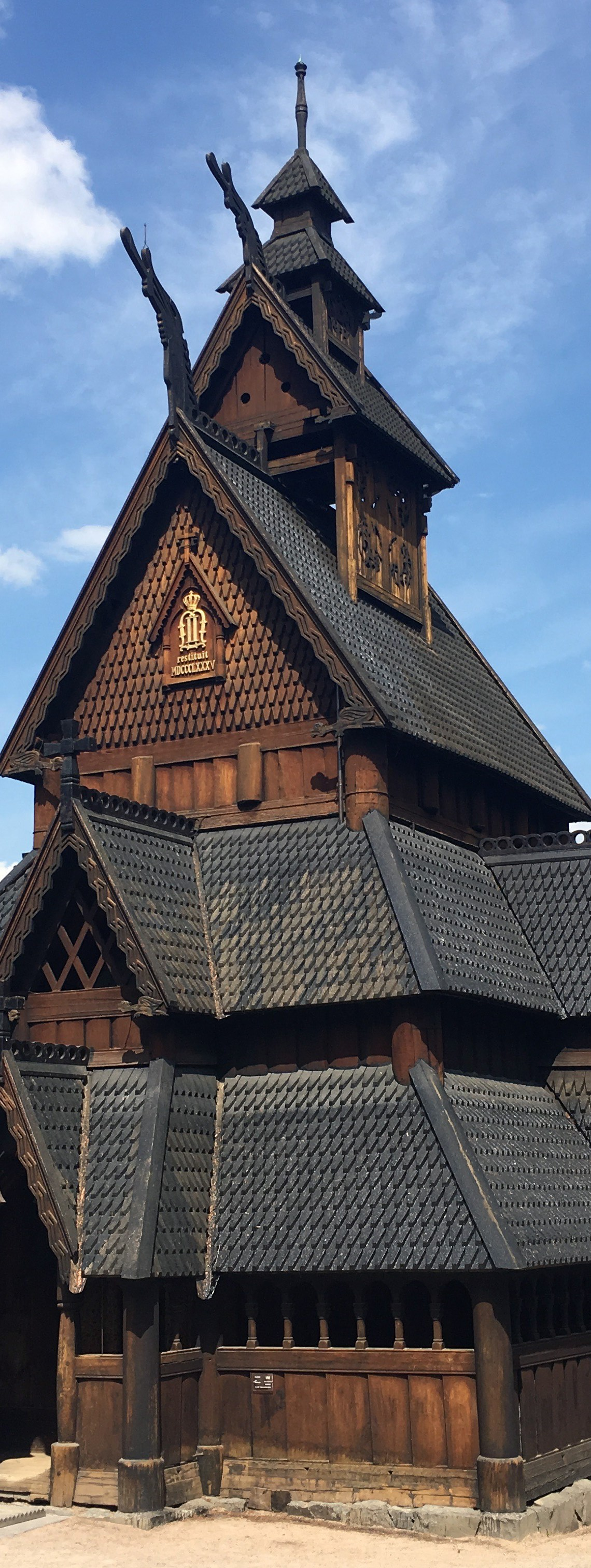 Gol Stave Church of Norway | Oslo | The Travel Medley