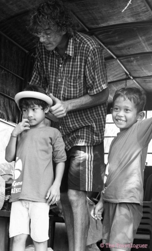 Magic Show, Cambodian Village