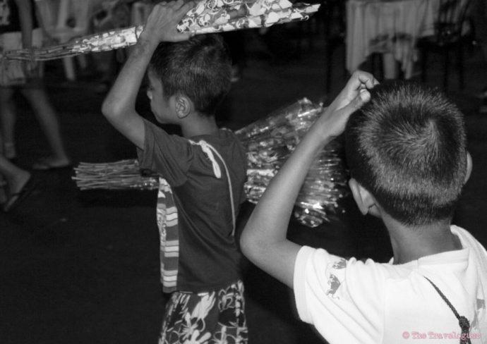 The Flower Sellers, Bangkok, Thailand