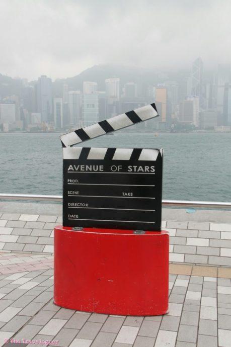 Avenue of the Stars, Hong Kong thetraveloguer