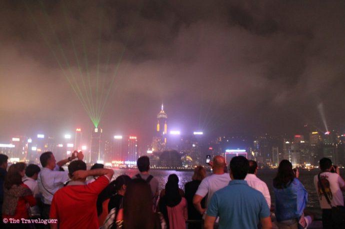 Hong Kong skyline thetraveloguer