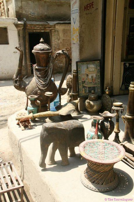 Tempting trinkets, Kathmandu