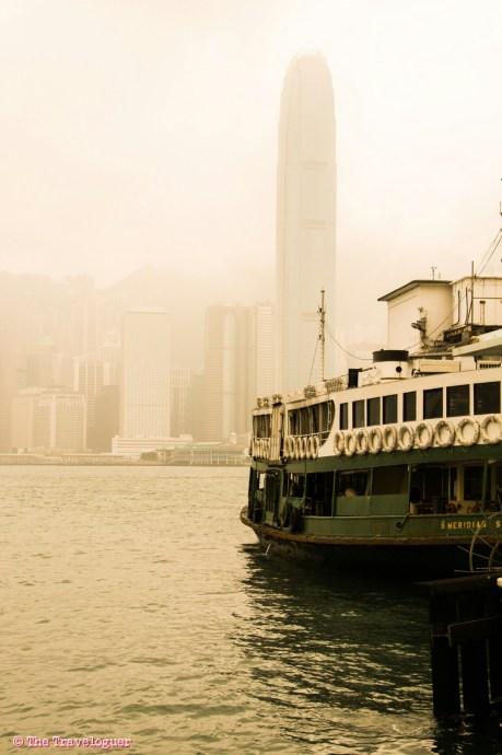 Star Ferry hong kong cheap sightseeing