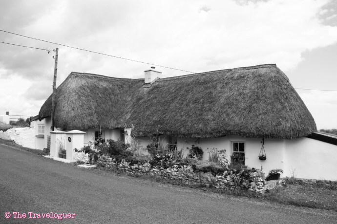 Monochrome photography Ireland black and white - the traveloguer travel blog