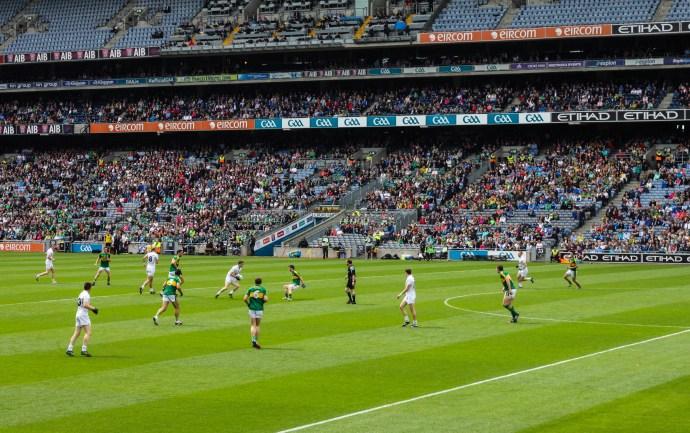GAA Match - Croke Park Dublin