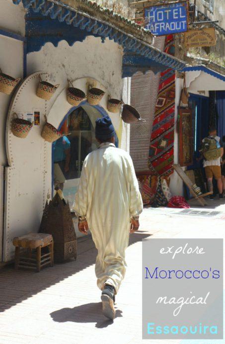 Essaouira travel guide - explore Moroccos beautiful seaside getaway - the traveloguer travel blog