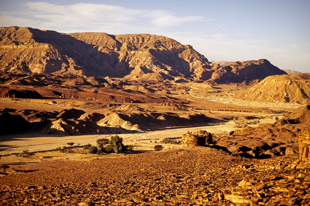 In Egypt's Sinai Wilderness | The Travel Pages