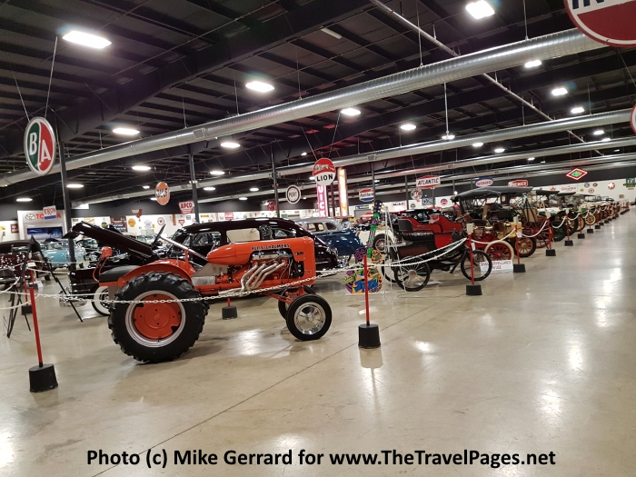 Tupelo Automobile Museum The Travel Pages - Tupelo car show