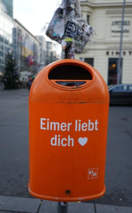 Berlin trash can