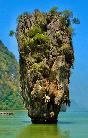 Ko Tapu or James Bond Island