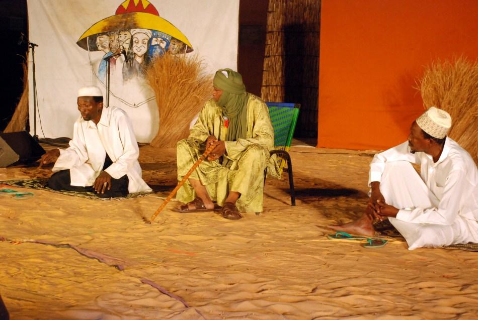 Niger Joking Relationships