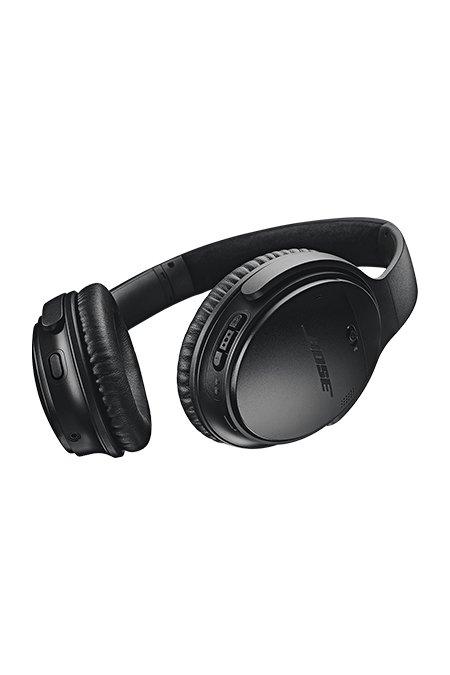 Bose Quiet Noise Cancelling Headphones Black