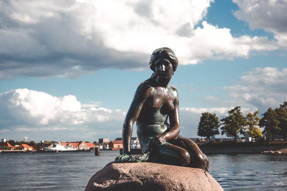 The Little Mermaid statue - Copenhagen City Guide, Denmark