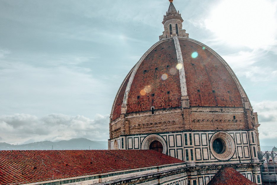 The Duomo of the Cathedral of Santa Maria del Fiore, Florence