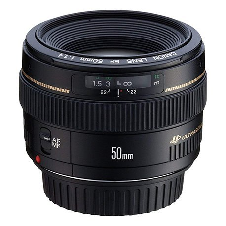 Buy Now | Canon 50mm EF f:1.4 USM