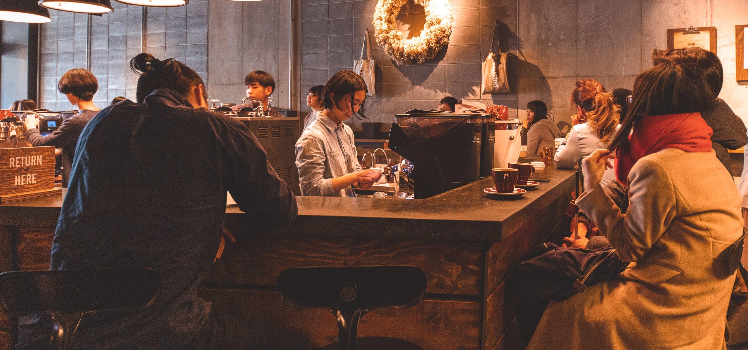 Best Specialty Coffee in Tokyo Japan