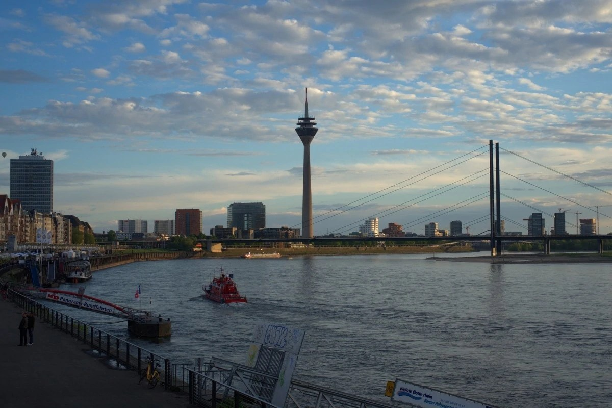 One day in Cologne itinerary - visit Dusseldorf on a day trip