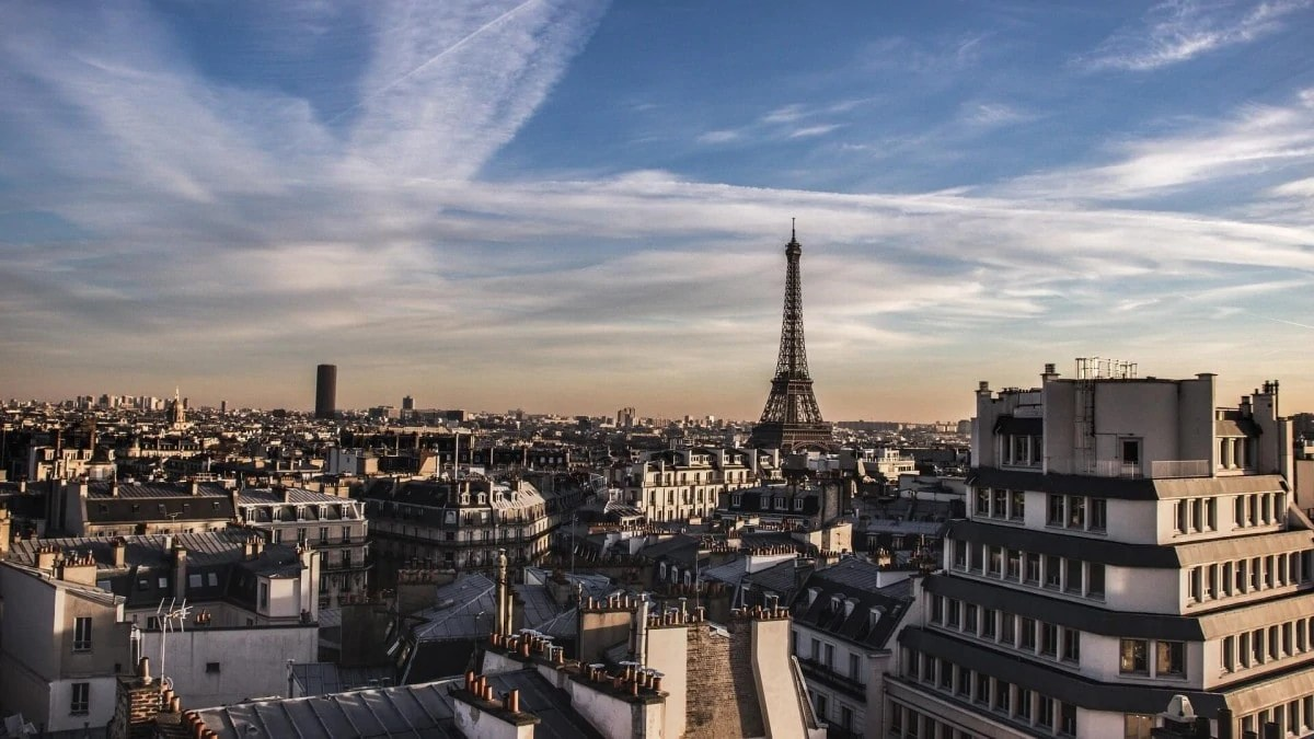Paris 2 day itinerary - generic landscape