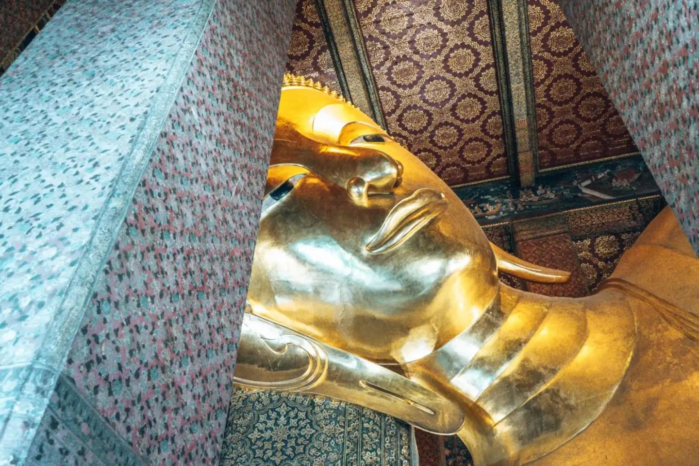 Reclining Budhha Wat Pho, Bangkok