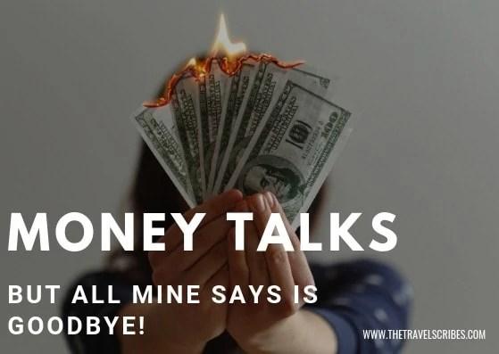 Captions for Facebook - Money Talks
