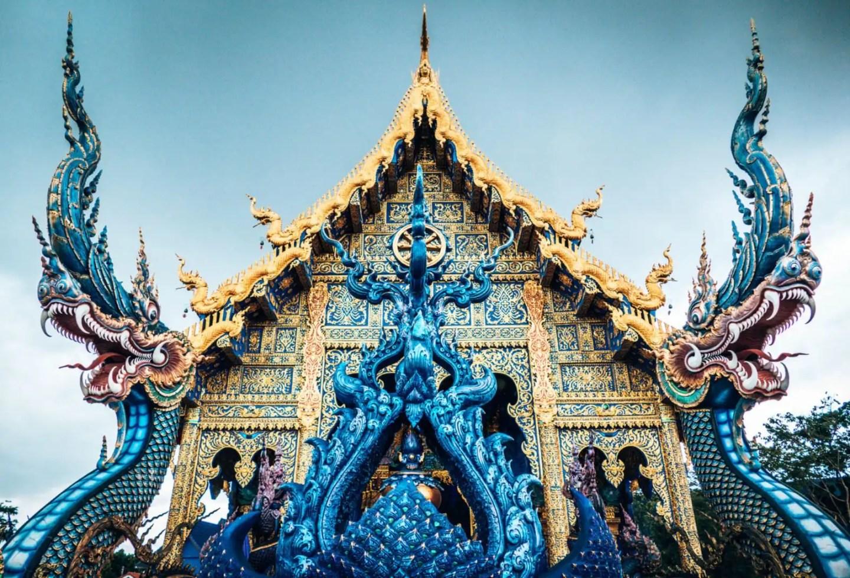 The Blue Temple, Chiang Rai