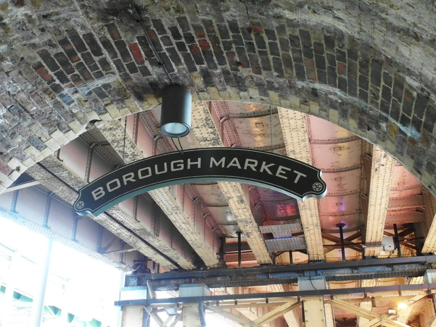 Borough Market in London United Kingdom