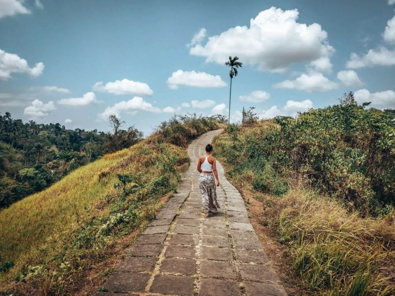 Ubud Waterfall tour - Campuhan Ridge Walk