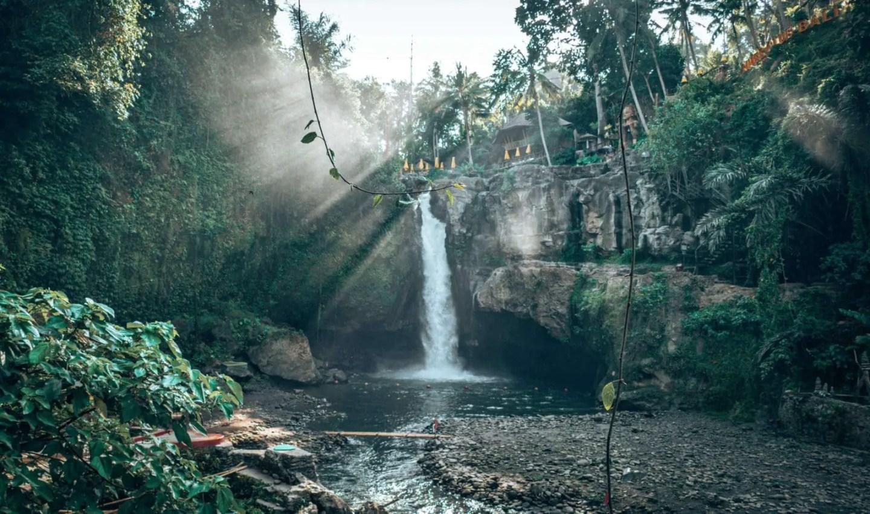 Ubud Waterfall - Tegenungan Waterfall