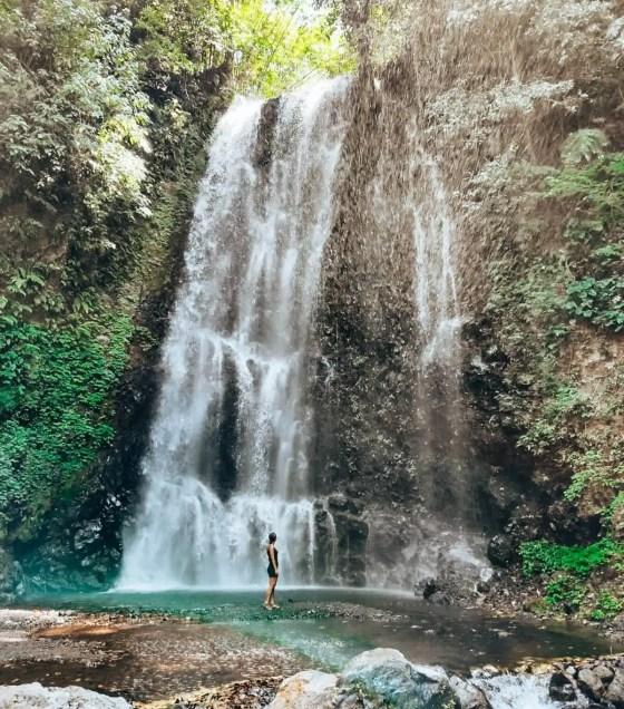 Munduk Waterfalls - Labuhan Kebo Waterfall