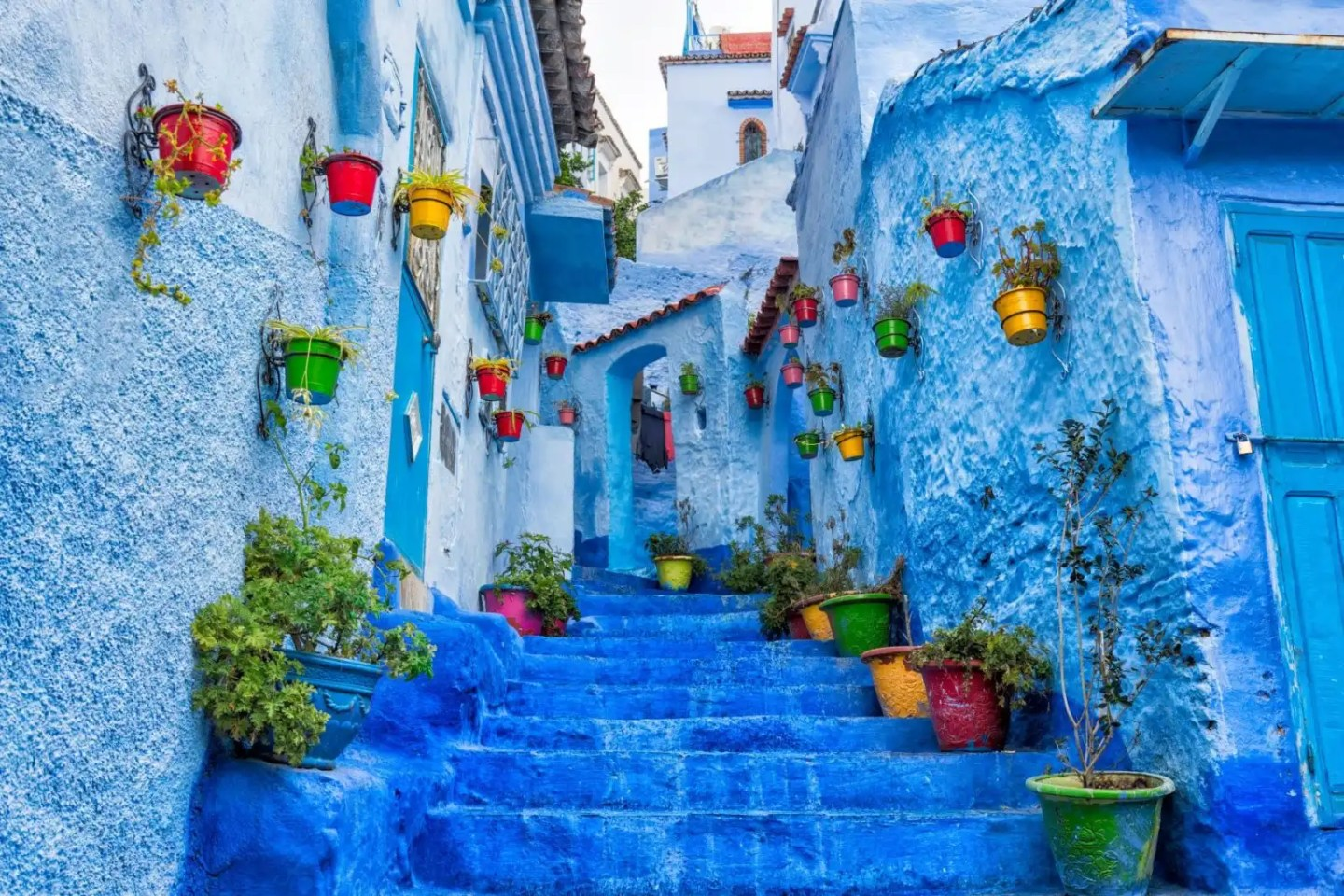 One week in Morocco - Chefchaouen