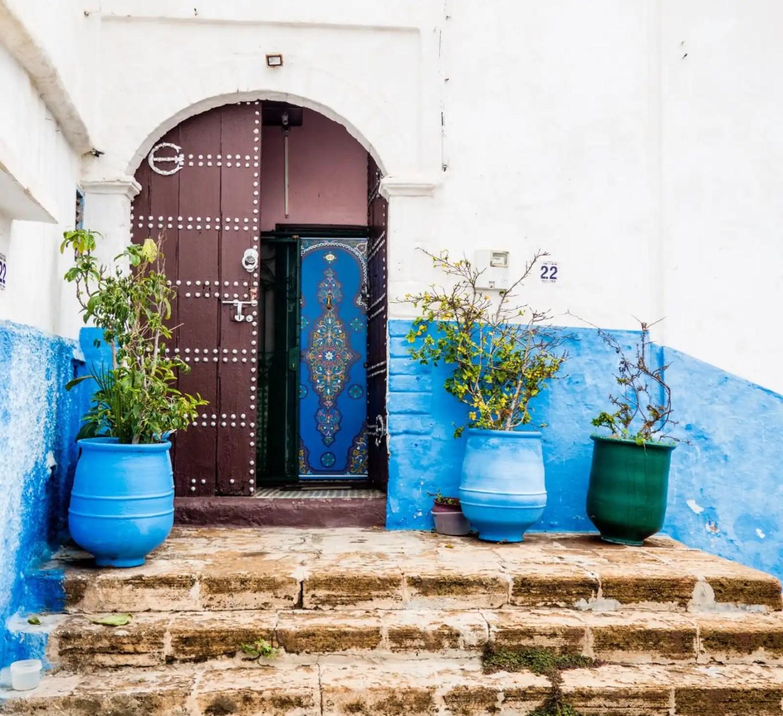 One week in Morocco - Rabat