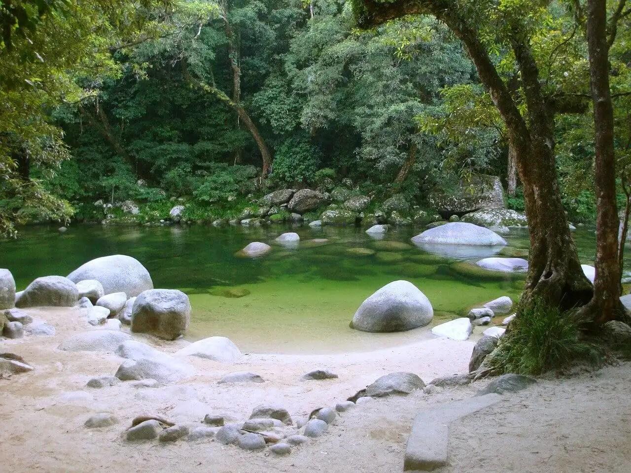 Cairns itinerary - Mossman Gorge