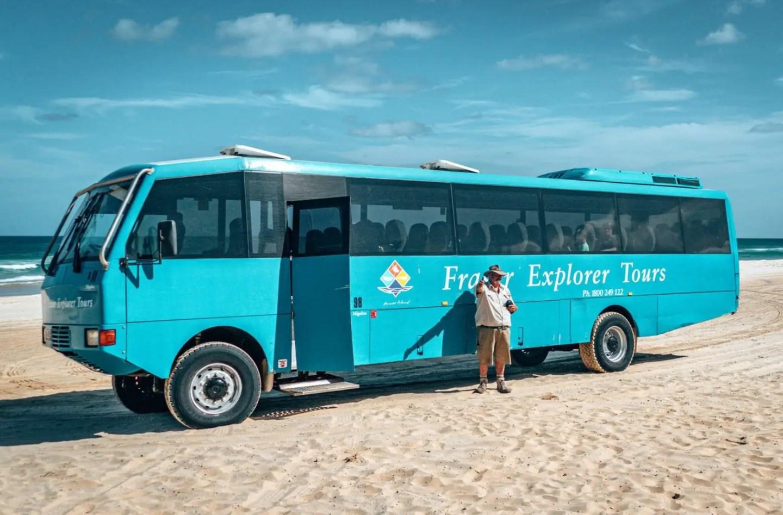 A tour with Fraser Explorer Tours