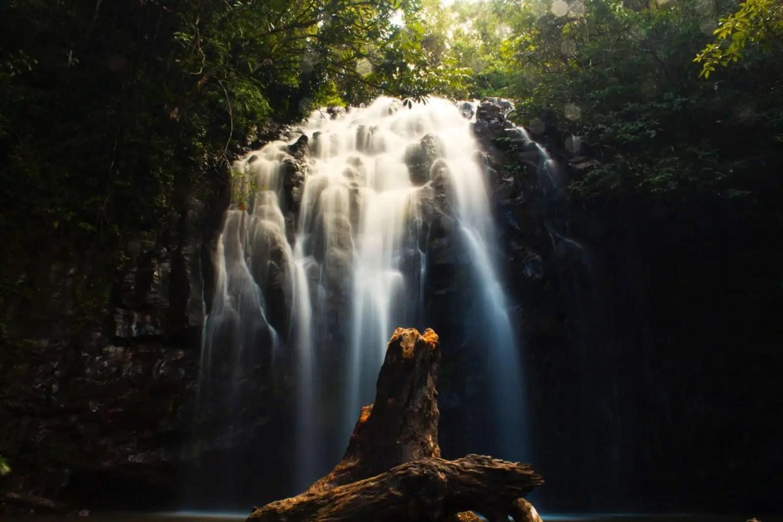 Ellinjaa Falls near Cairns