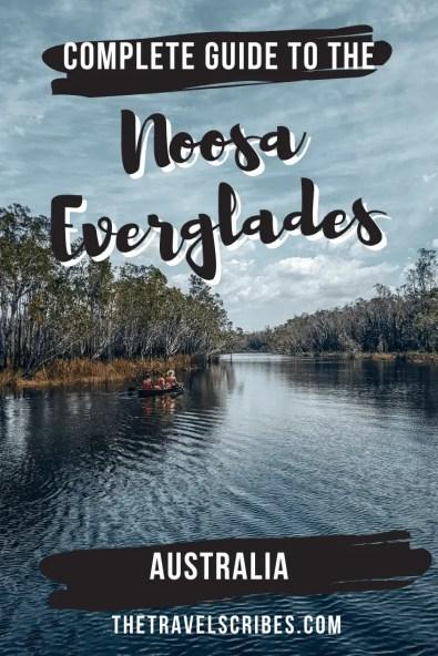 Noosa Everglades Safari