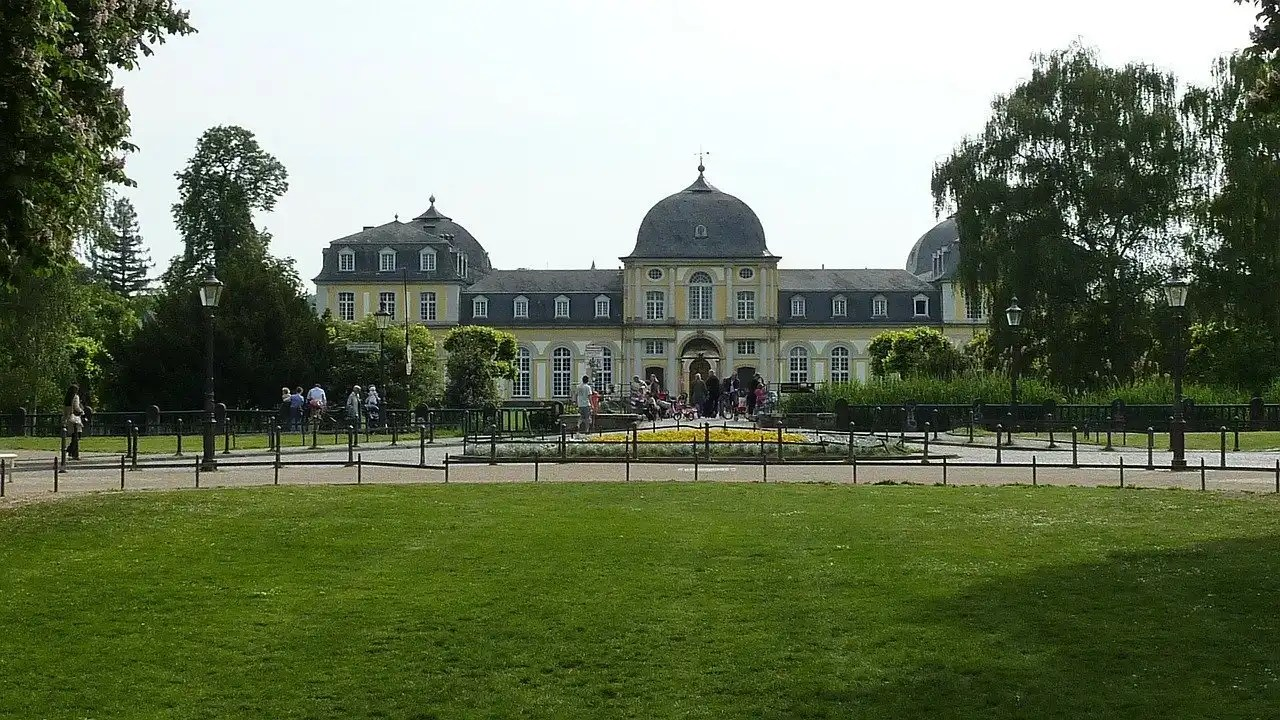Things to do in Bonn - Poppelsdorfer Palace
